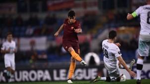 Diego Perotti Roma Viktoria Plzen Europa League