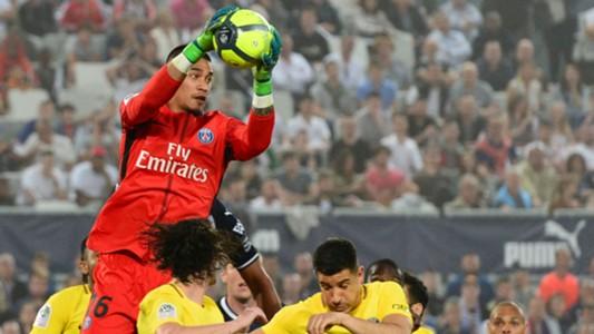 Alphonse Areola Bordeaux PSG Ligue 1 22042018