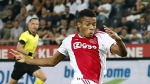 David Neres, Sturm Graz - Ajax, 08012018