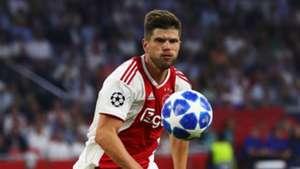 Klaas Jan Huntelaar Ajax 2018