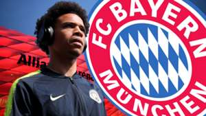 Leroy Sane Bayern