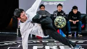 Yo Katsuyama freestyler