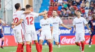 Eibar Sevilla LaLiga