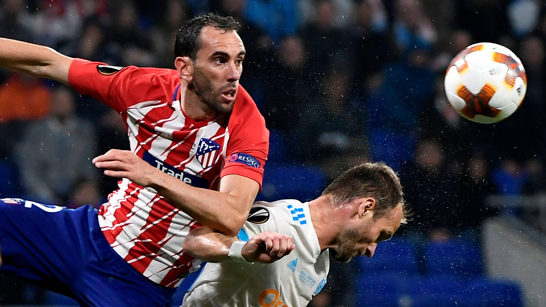Diego Godin Atletico de Madrid UEL 16052018