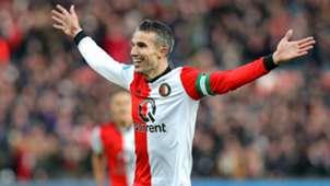 Robin van Persie Feyenoord - Ajax 01272019