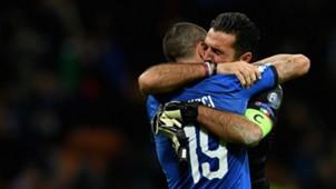 2017-11-23 Italy Buffon Bonucci