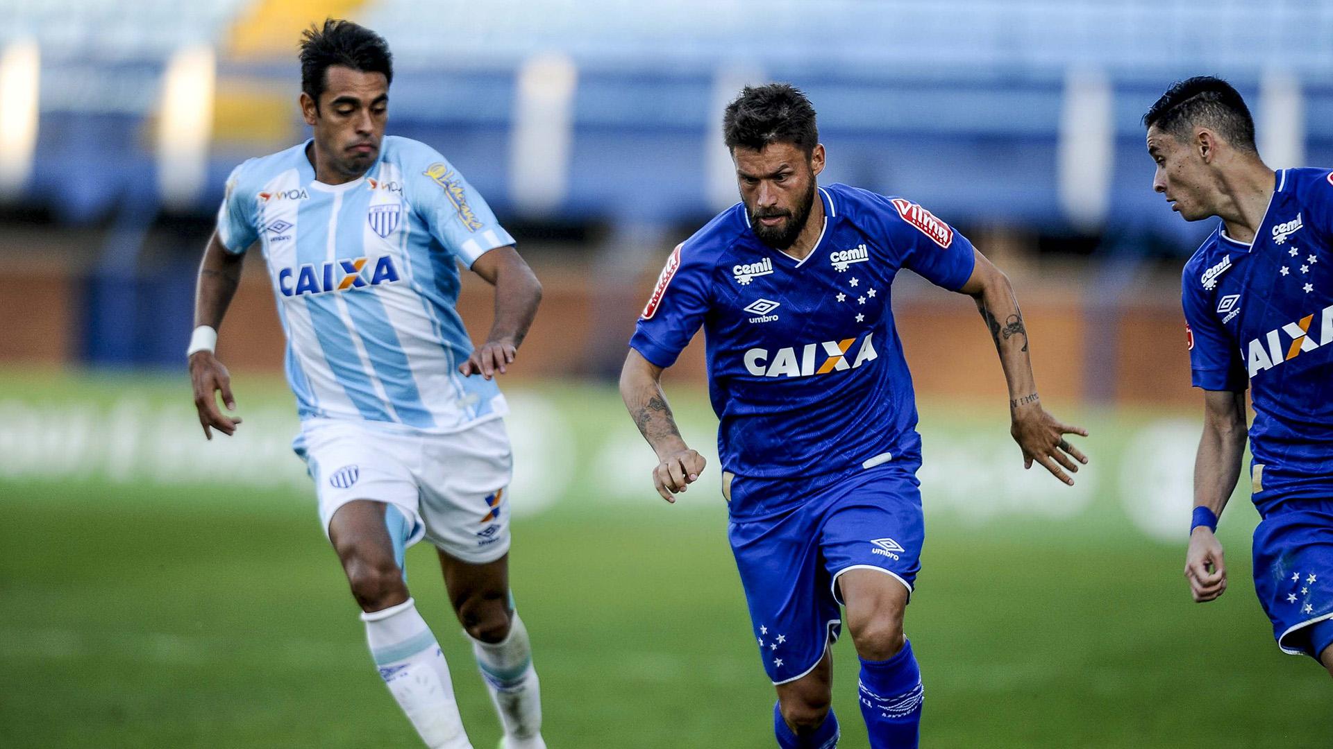 Rafael Sobis Avai Cruzeiro Brasileirao Serie A 23072017
