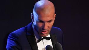 Zinedine Zidane 23102017