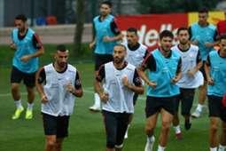 Mehmet Topal Cenk Tosun Turkey Training