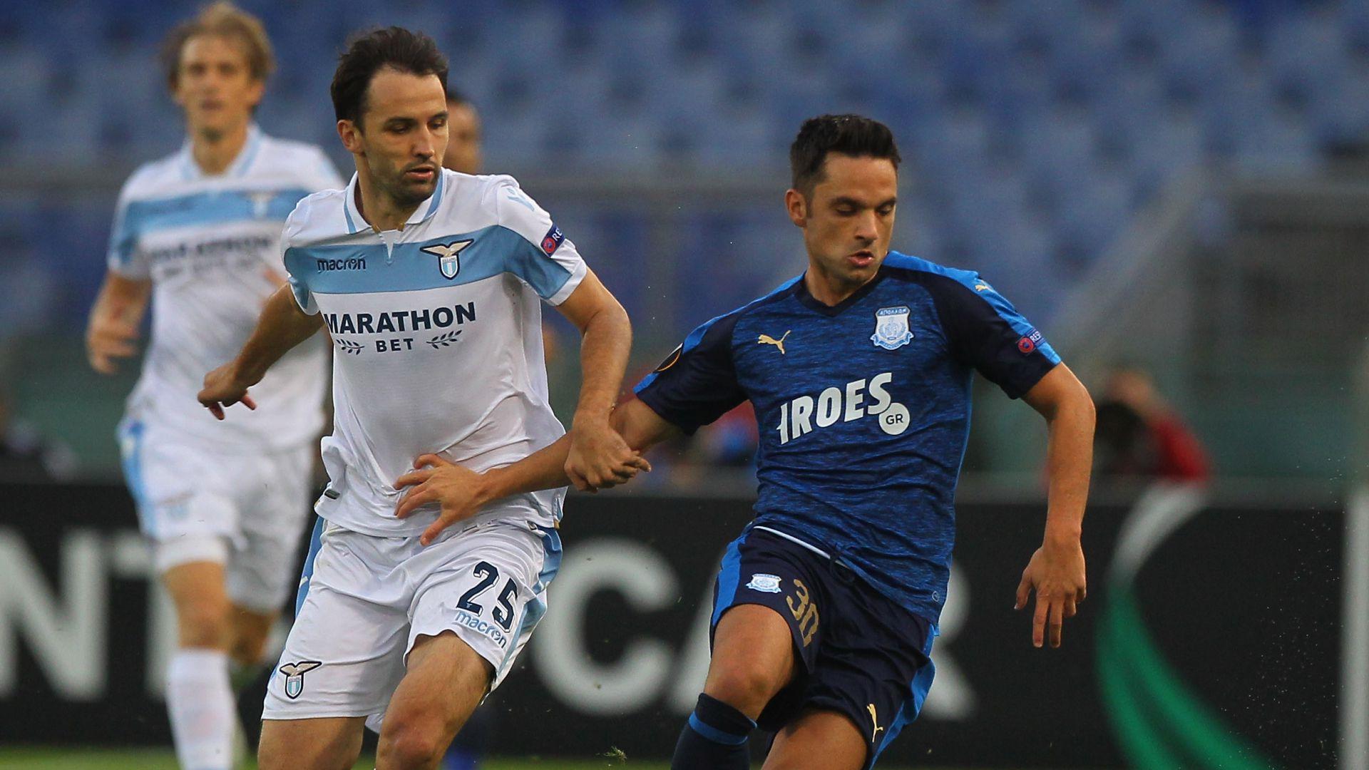 Milan Badelj Andrè Schembri Lazio Apollon