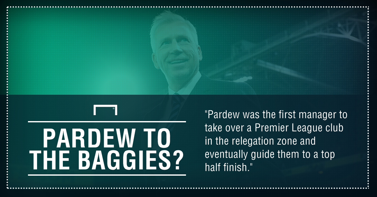 Pardew West Brom 22-11 graphic
