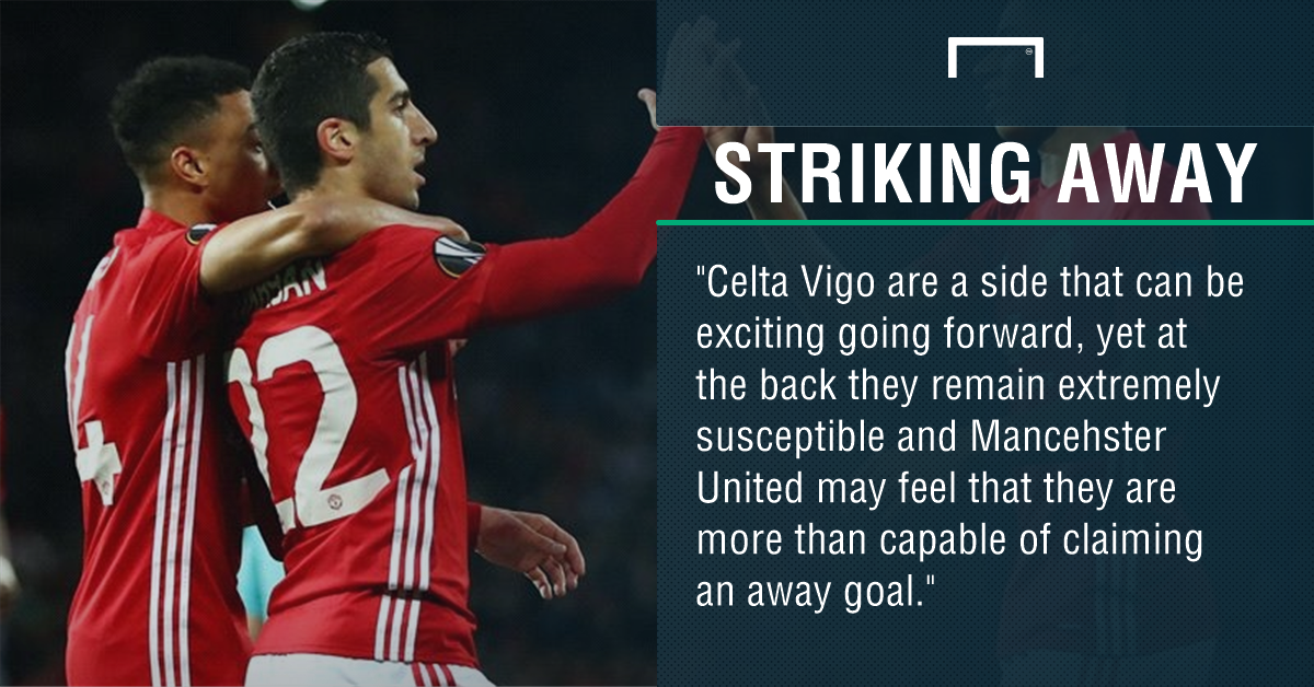 GFX Celta Vigo Man Utd betting