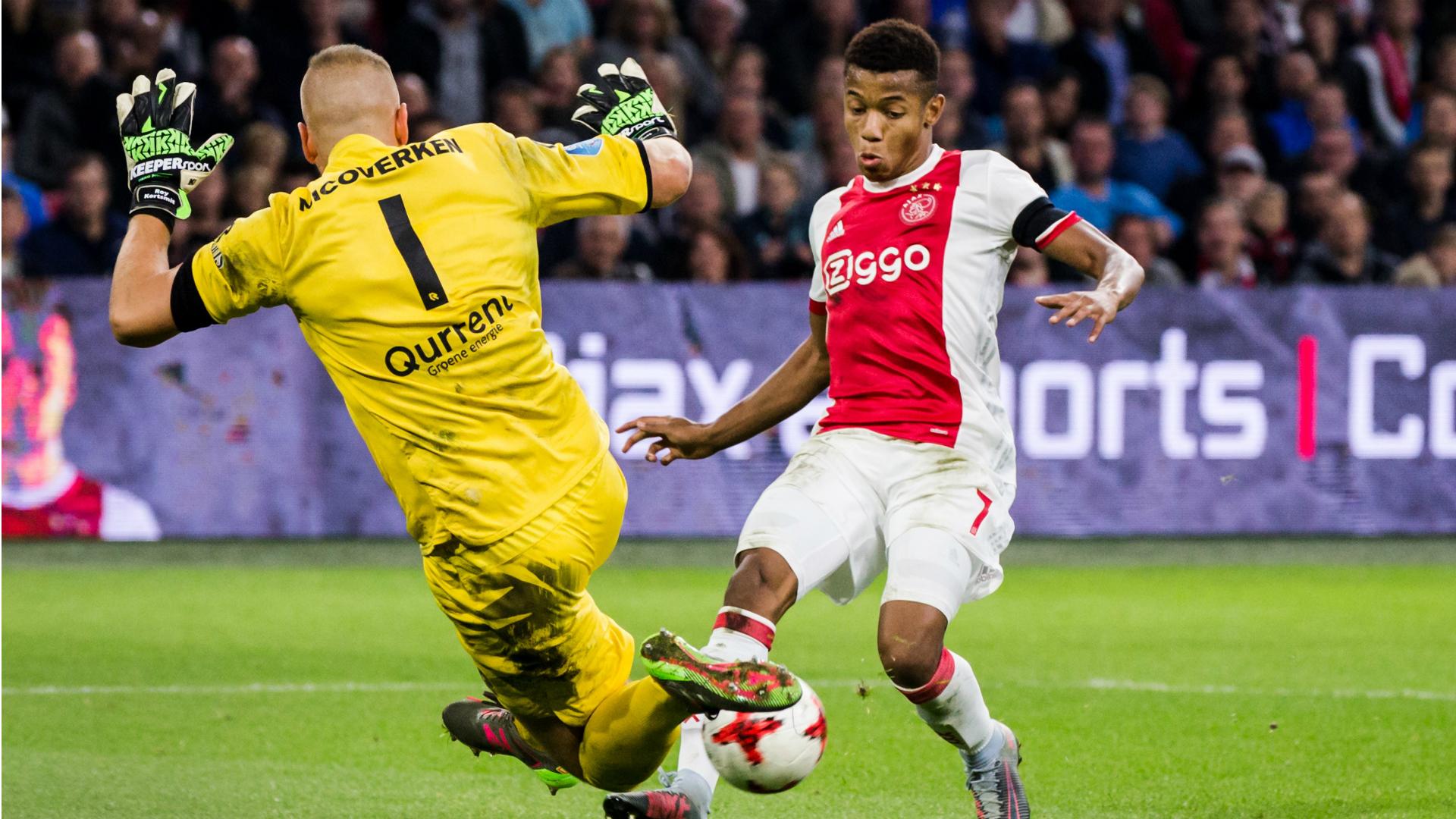 David Neres, Ajax - Sparta, Eredivisie 10142017