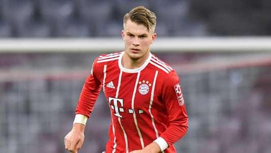 Lars Lukas Mai FC Bayern 09012018