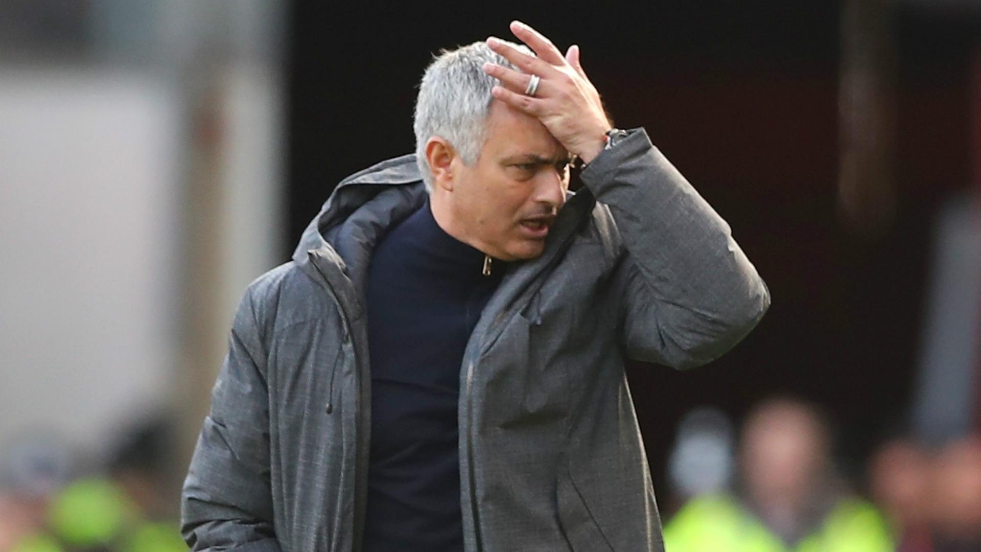 Jose Mourinho Man Utd 2017