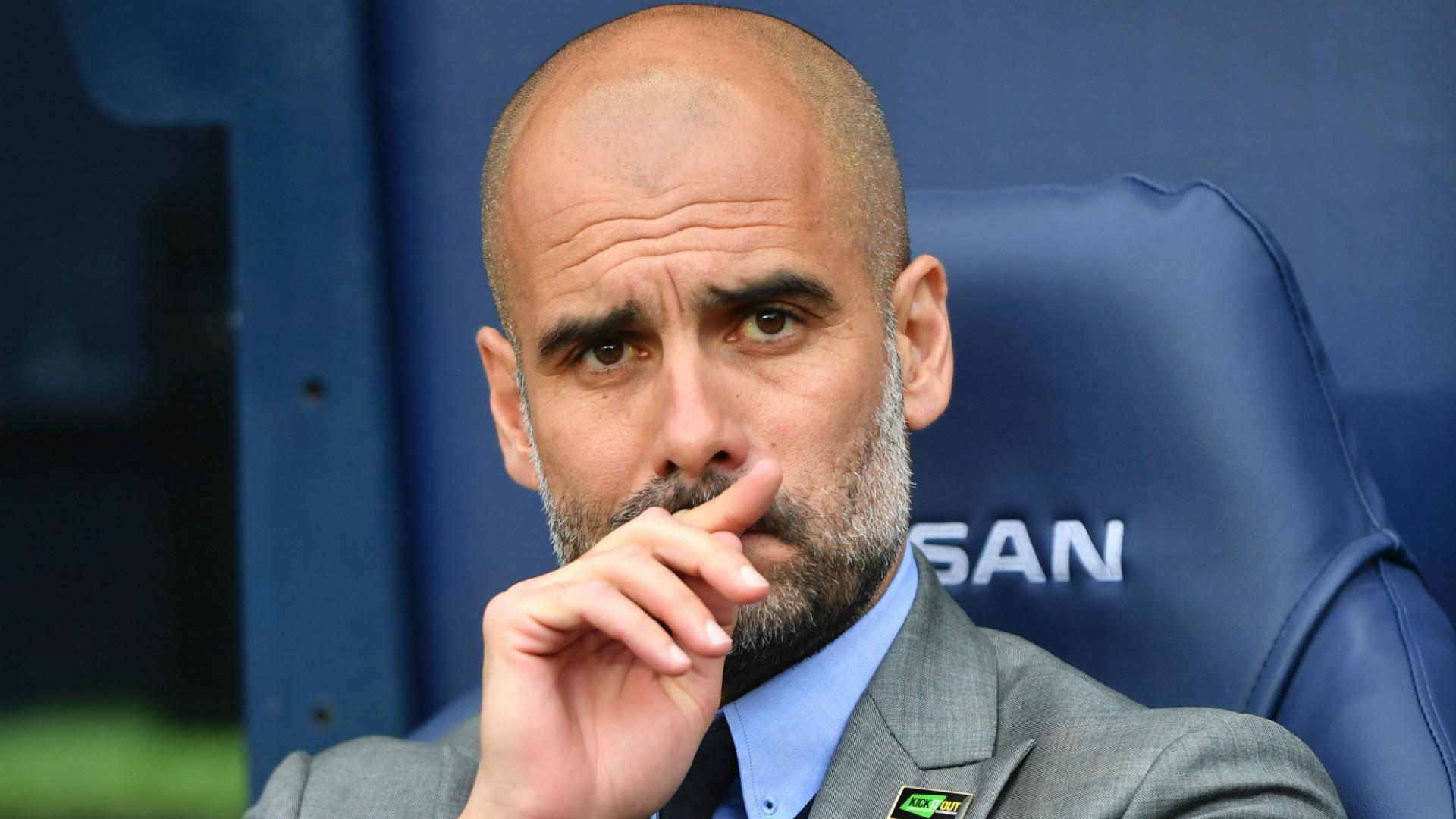 Pep Guardiola Manchester City Premier League