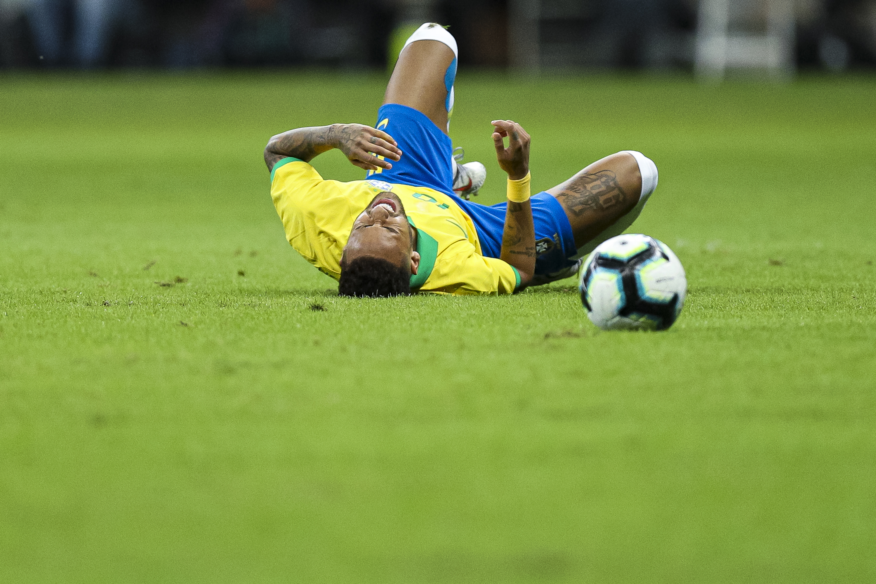 'You do not weaken without him': Alves says Brazil remains strong without Neymar