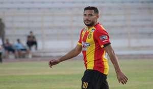 الجزائري يوسف البلايلي - لاعب الترجي التونسي
