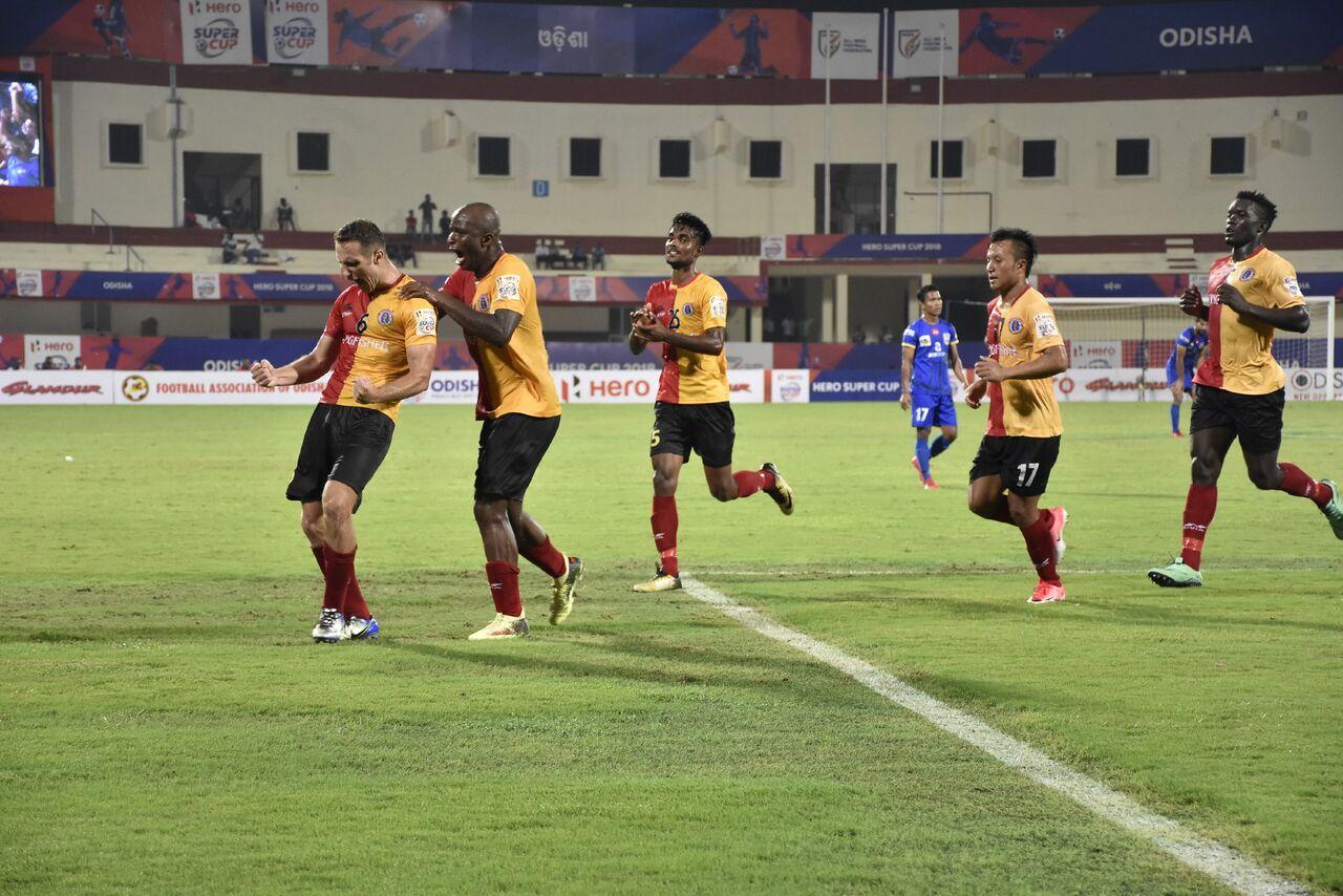 East Bengal Super Cup 2018