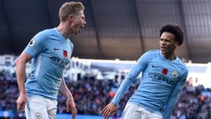 Kevin De Bruyne Manchester City