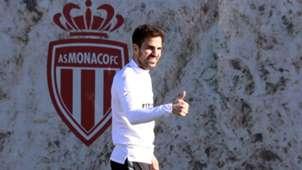 Cesc Fabregas Monaco