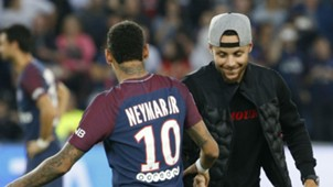 Stephen Curry Neymar PSG Ligue 1