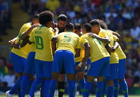 Parreira: Only Brazil could recover from 2014