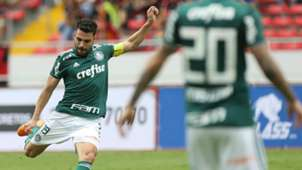 Bruno Henrique - Palmeiras - 8/07/2018