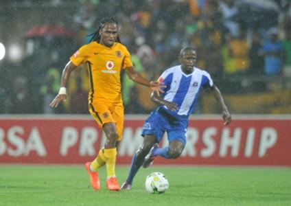 Siphiwe Tshabalala against Maritzburg United