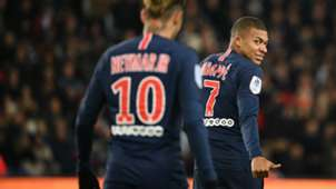 KYLIAN MBAPPE PARIS SAINT-GERMAIN LIGUE 1 02112018