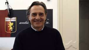 Cesare Prandelli Genoa