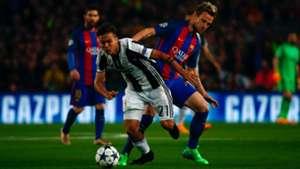 Paulo Dybala Ivan Rakitic Barcelona Juventus UCL 19042017