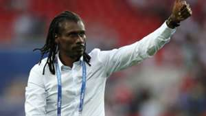 Aliou Cisse Senegal coach