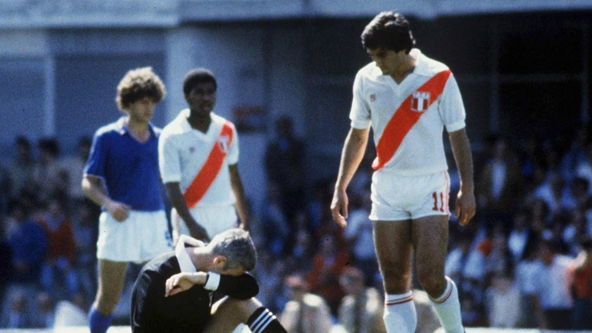 Italy Peru World Cup 1982