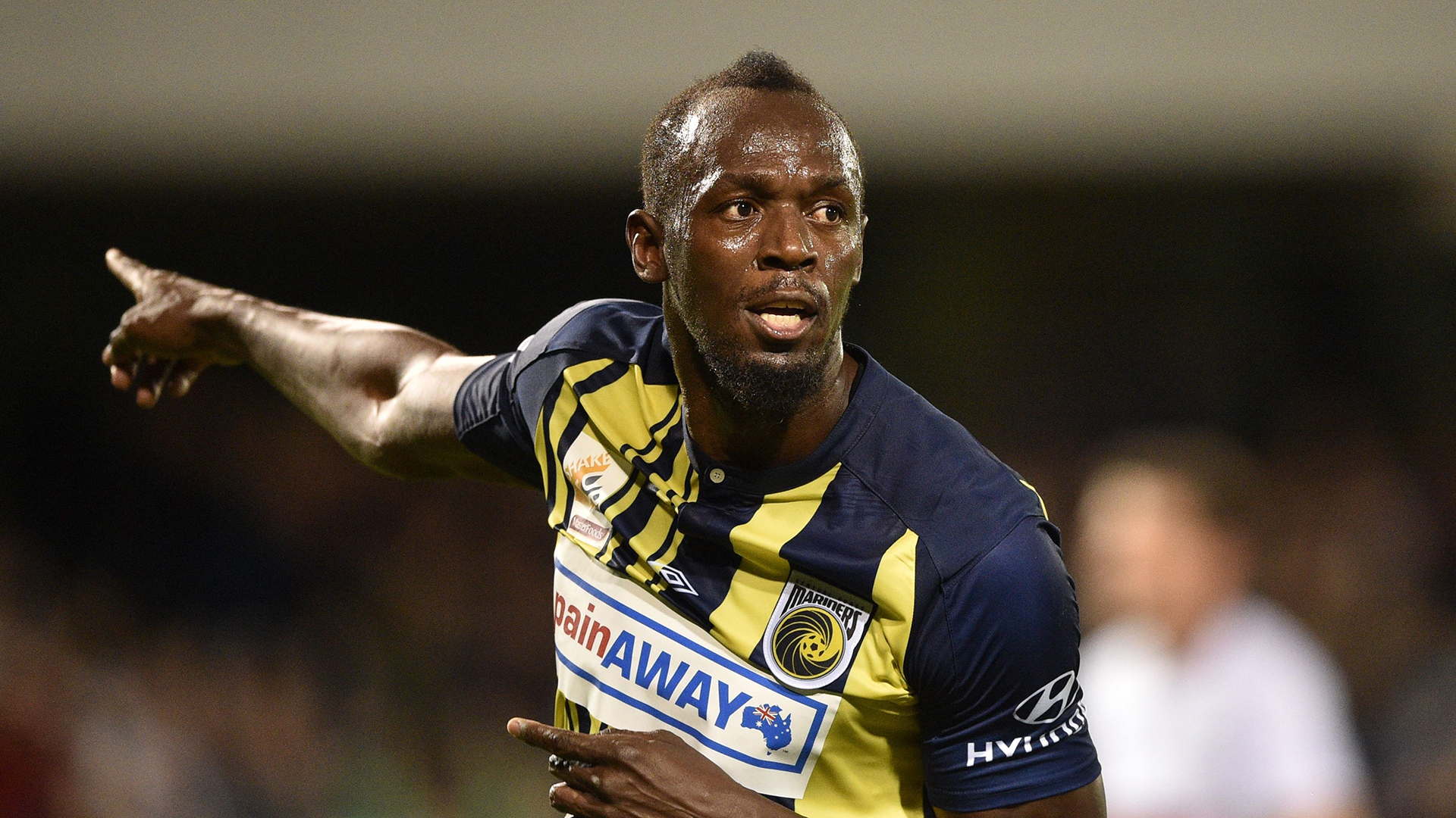 Usain Bolt ends Central Coast Mariners trial