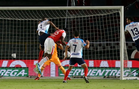 Santa Fe vs Junior Liga Águila 2018-II