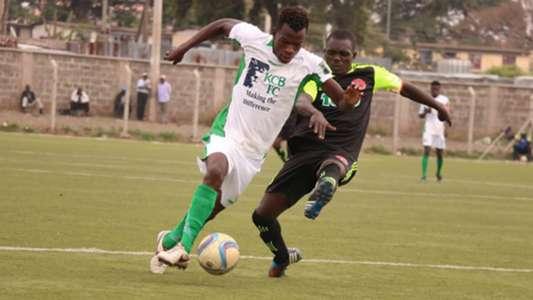 Kibera Black Stars v KCB.