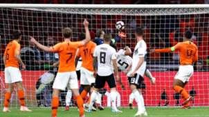 Germany Netherlands van Dijk