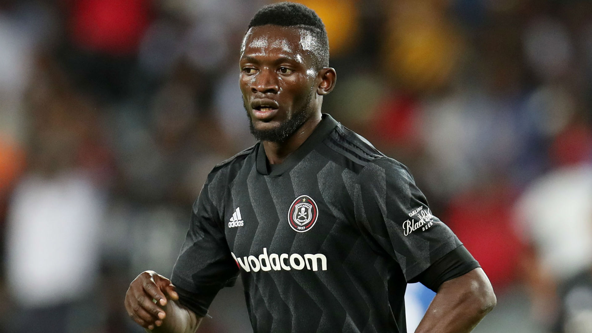 Augustine Mulenga, Orlando Pirates, September 2018