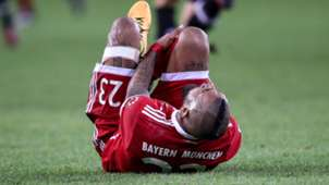 Arturo Vidal FC Bayern