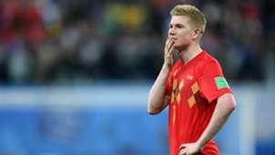 France Belgium World Cup 2018 Kevin De Bruyne