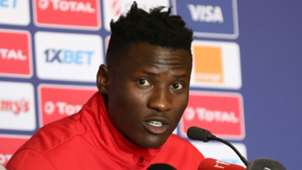 Michael Olunga of Kenya during the 2019 Africa Cup of Nations Finals Kenya