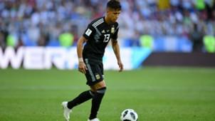 Maximilino Meza Argentina Islandia Iceland World Cup 16062018