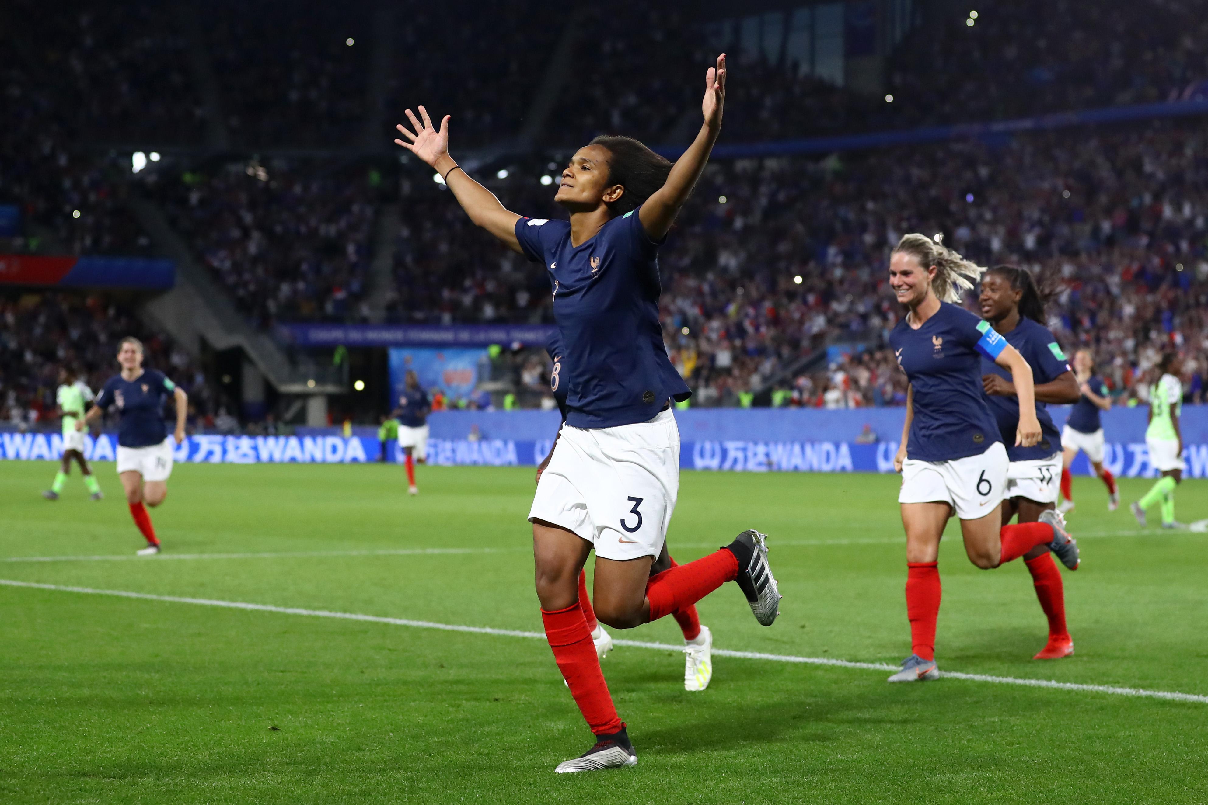 Nigeria France
