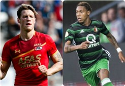 AZ - Feyenoord GFX