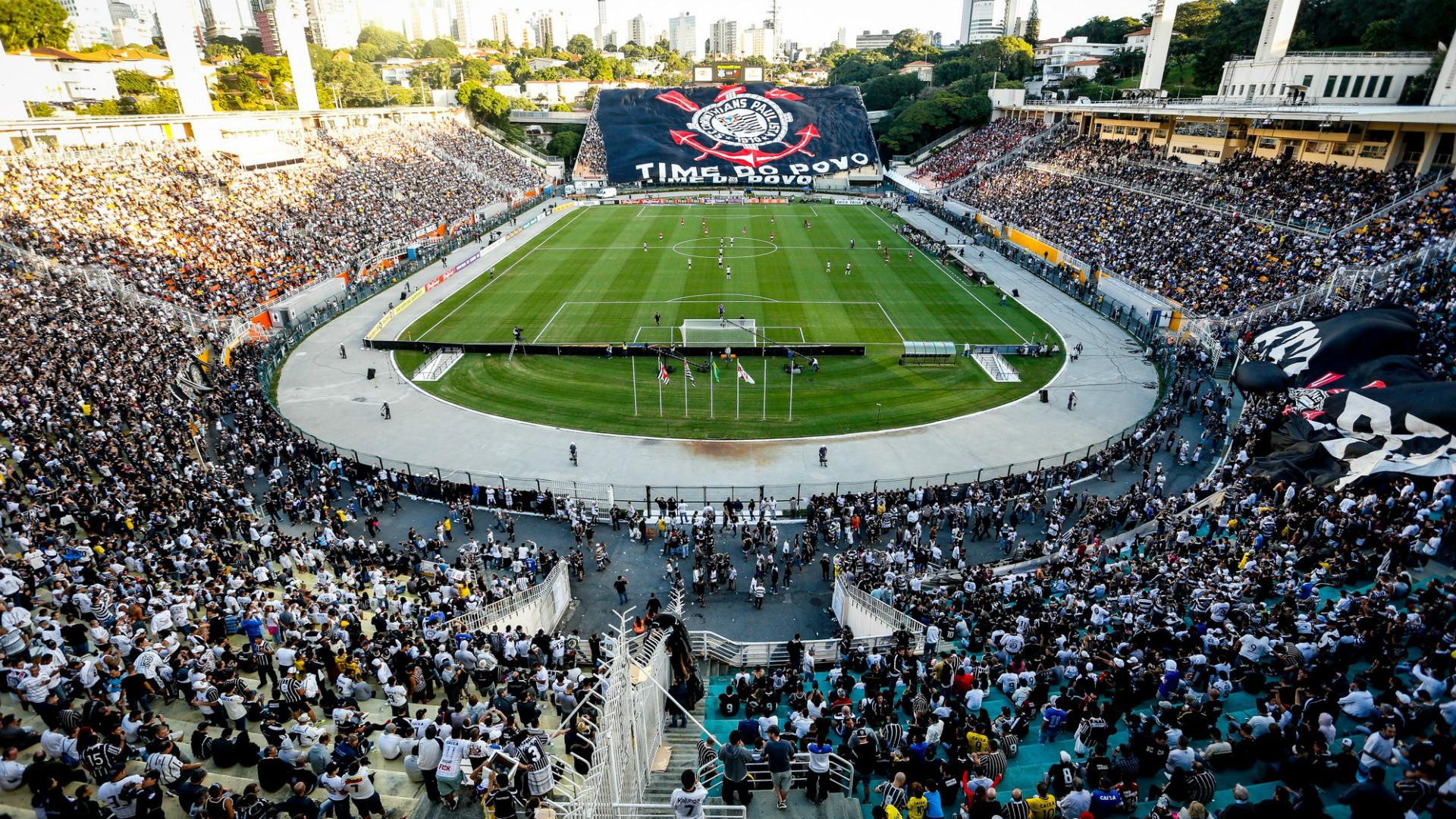 Corinthians - Pacaembu - 28/04/2014