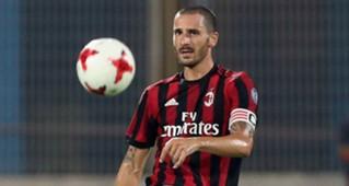 Bonucci Milan Serie A