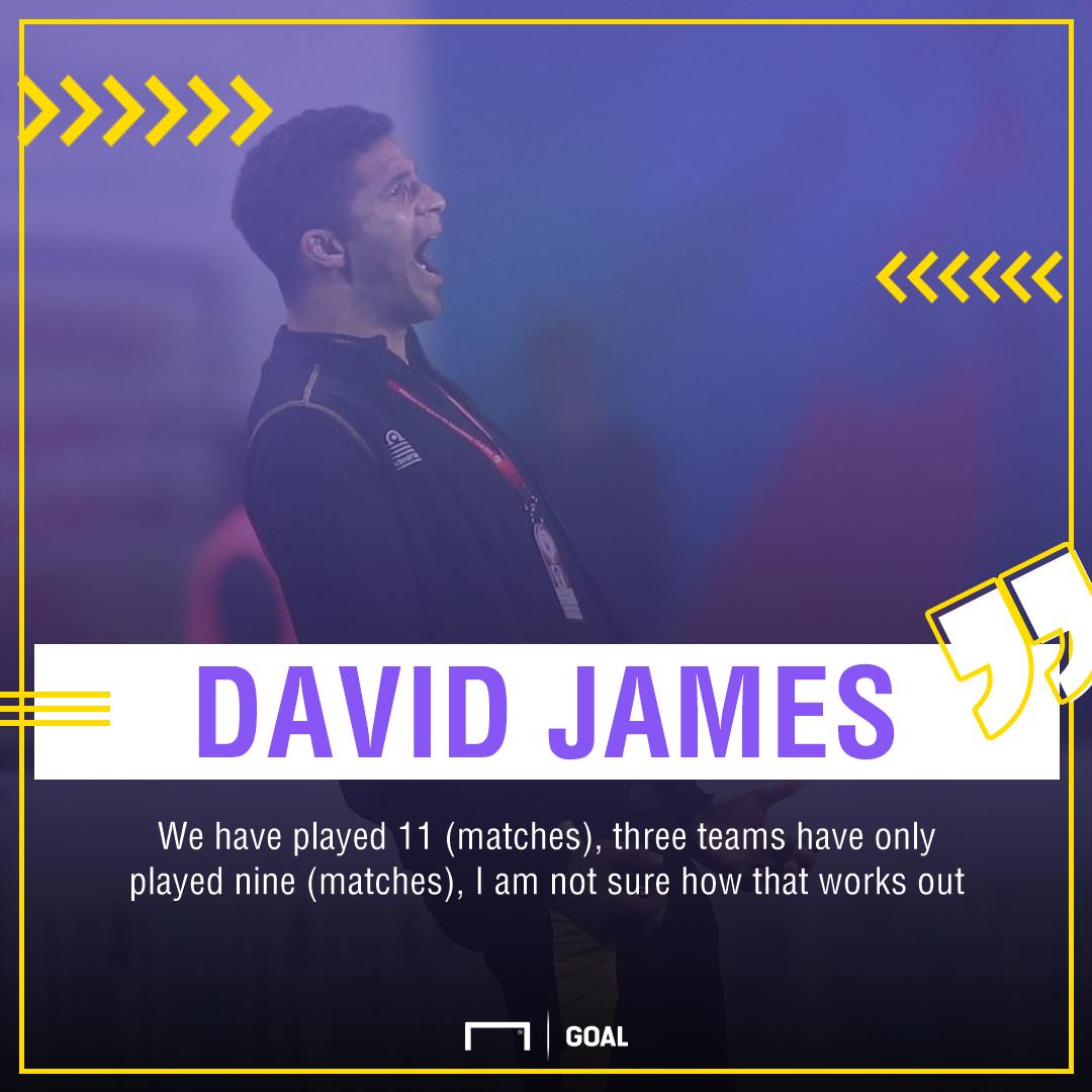 David James GFX