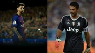 GFX Messi Buffon