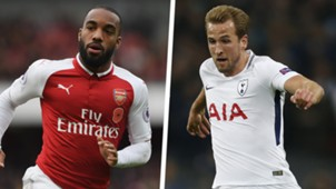 Alexandre Lacazette Harry Kane Split